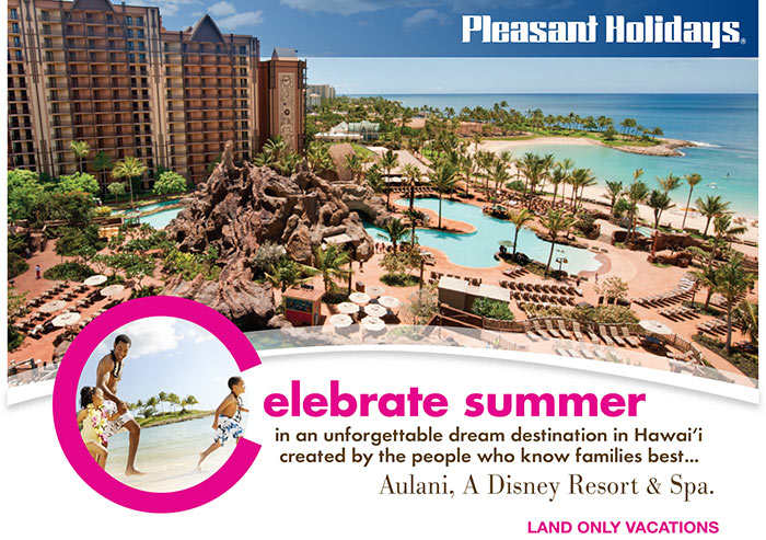 Summer Escapes To Aulani, A Disney Resort &amp; Spa